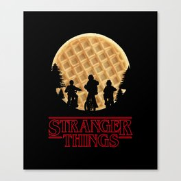 Things Canvas Print