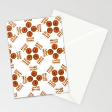 SPAIN TORREADOR WATERCOLOR PATTERN - SUMMER 2017 Stationery Cards
