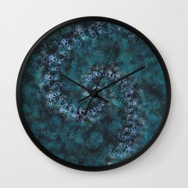 From Infinity - Ocean Wall Clock