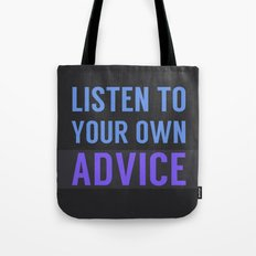 Listen Up Tote Bag