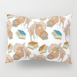 School Palamino Gear Pillow Sham