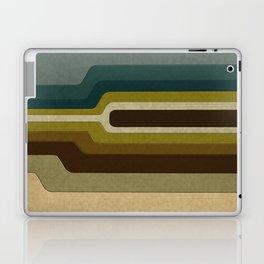"""Retro Lines"" Laptop & iPad Skin"