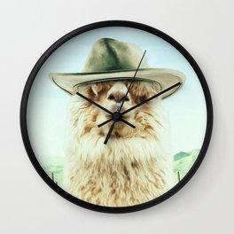 JOE BULLET Wall Clock