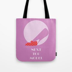 Next Top Model Tote Bag