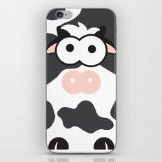 Minimal Cow iPhone & iPod Skin