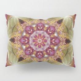 Mandalas from the Heart of Peace 1 Pillow Sham