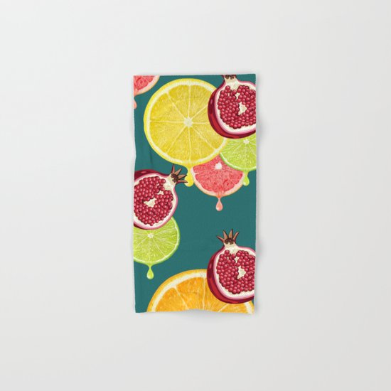 tropic fruit  Hand & Bath Towel