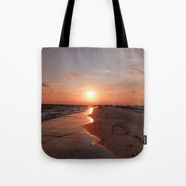 Siesta Key Sunset Tote Bag