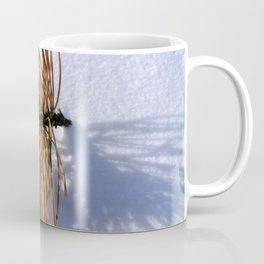 Pine Needles on Fresh Snow 2 Coffee Mug