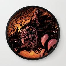 Zaulian Beast Wall Clock