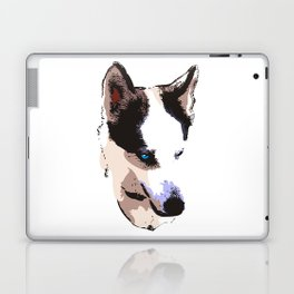 Husky Dog Laptop & iPad Skin