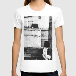 Destroyed - B/W T-shirt