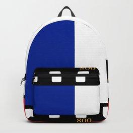 France Flag Film Backpack