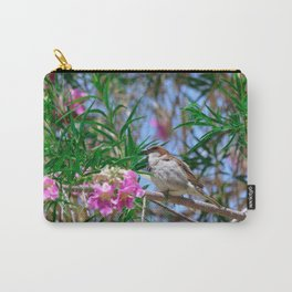 Hello Spring! Carry-All Pouch