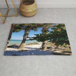 Ana Maria Island Palms Rug