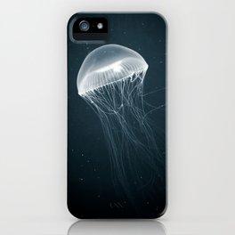 Jellyfish Glow iPhone Case