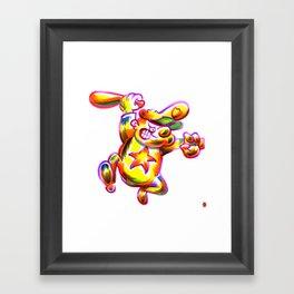 Good Cop / Bad Cop Framed Art Print