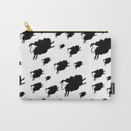 Minor threat black sheep Carry-All Pouch