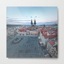 Praha Metal Print