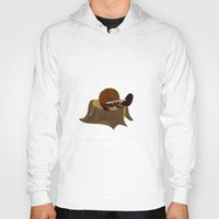 beaver Hoodies featuring Beaver by Studio Ria
