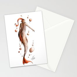 Mermaid 27 Stationery Cards