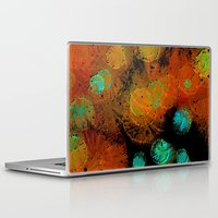fireworks Laptop & iPad Skins featuring Fireworks by Imagology