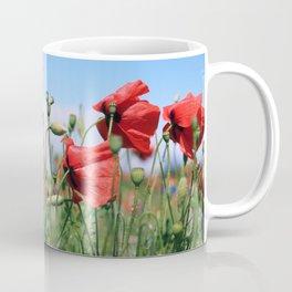 poppy flower no13 Coffee Mug