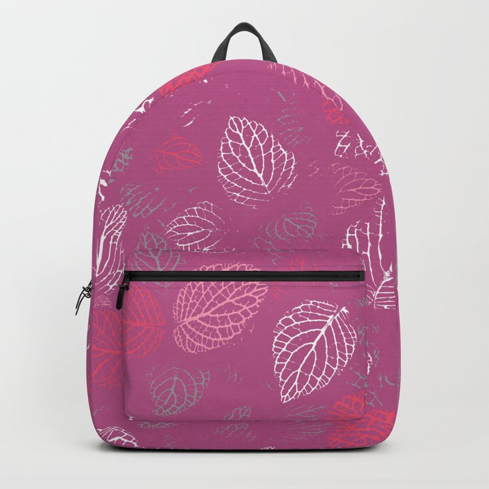 Autumn, Leaves Pattern 7 Backpack