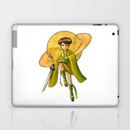 Saturn Princess (Revision) Laptop & iPad Skin
