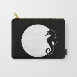 Little Seahorse Carry-All Pouch