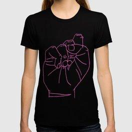 sign Language S T-shirt
