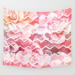 DESERT DREAMS - BLUSH Wall Tapestry