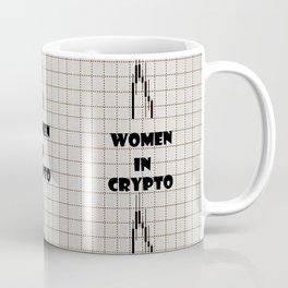 Women in Crypto Coffee Mug
