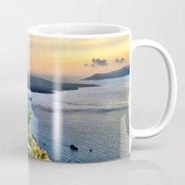 Santorini 2 Coffee Mug