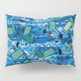 Undefined Time Pillow Sham