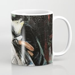 Damage Report Coffee Mug