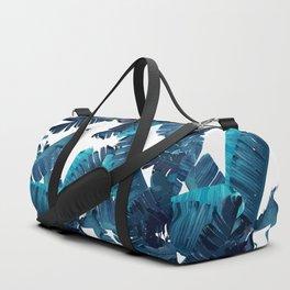 Banana Blue Duffle Bag