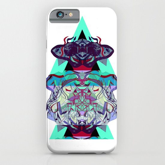 TIGER DREAMS iPhone & iPod Case