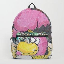 Dancing Birds Backpack