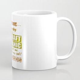 Aircraft Mechanics Coffee Mug