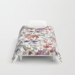 Magical Floral  Comforters