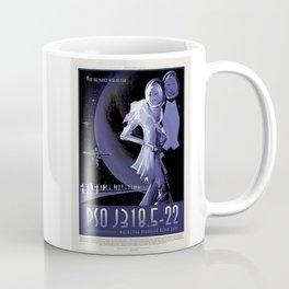 PSO J318.5-22 - NASA Space Travel Poster Coffee Mug