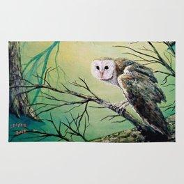 Soren: Owl of Ga' Hoole Rug