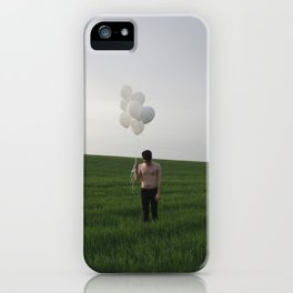 Globos - Balloons iPhone Case