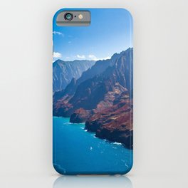 Na Pali Coast, Hawaii iPhone Case