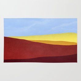 DESERT minimalist Rug