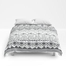 Aztec pattern 004 Comforters