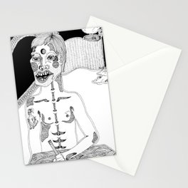 Lovers #3 Stationery Cards