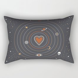 Love Universe Rectangular Pillow