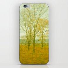 Yellow Morning iPhone & iPod Skin